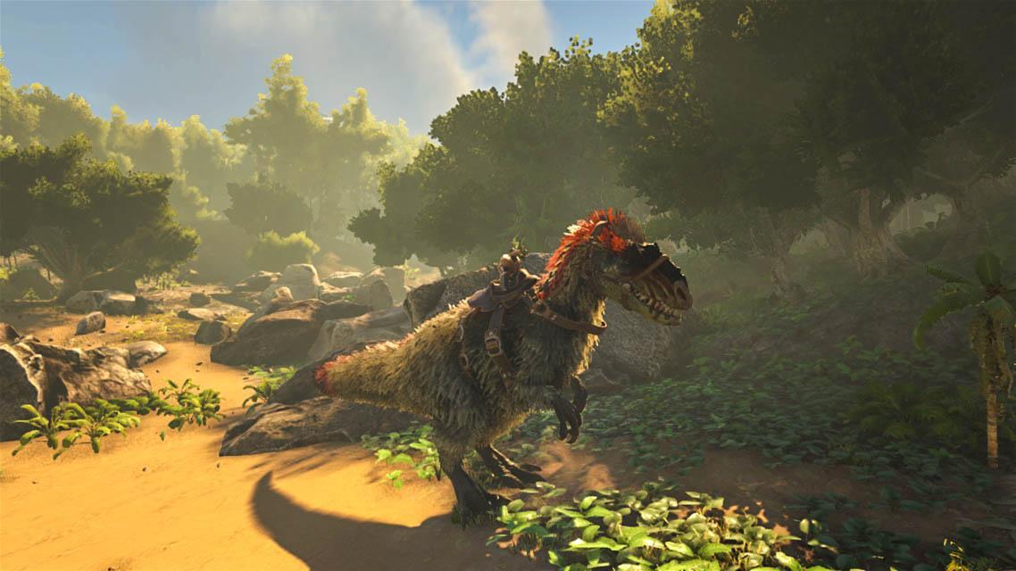 Ark Dino's