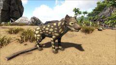 Desert Camo Hyenadon