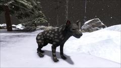 Snow Camo Hyenadon