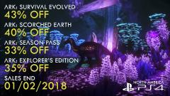 Winter PS4 NA Sale 2017