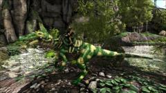 Forest Camo Baryonyx