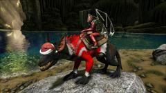 Santa Ravager