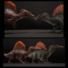 Spinosaur TLC