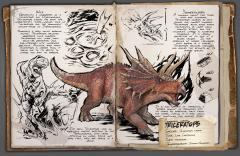 Dossier: Triceratops