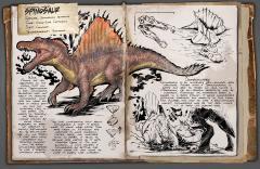 Dossier: Spinosaurus