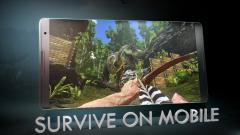 ARK: Survival Evolved on Mobile