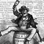 The drunken Irishman