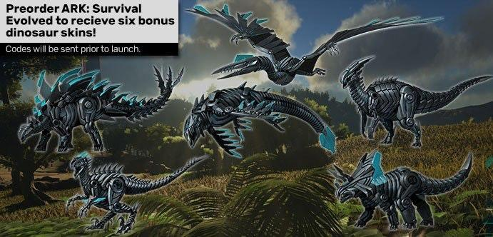 Calling it now: The last three tek dinos are going to be