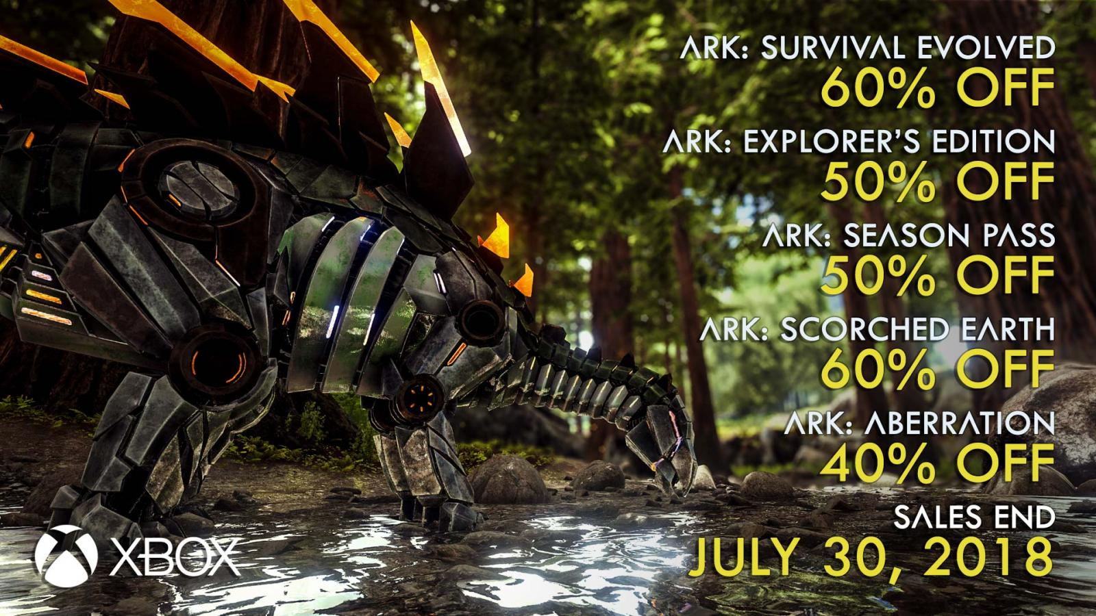 Promo - ARK - Official Community Forums