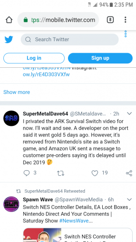 Any news on Switch release? - General Discussion - ARK - Official