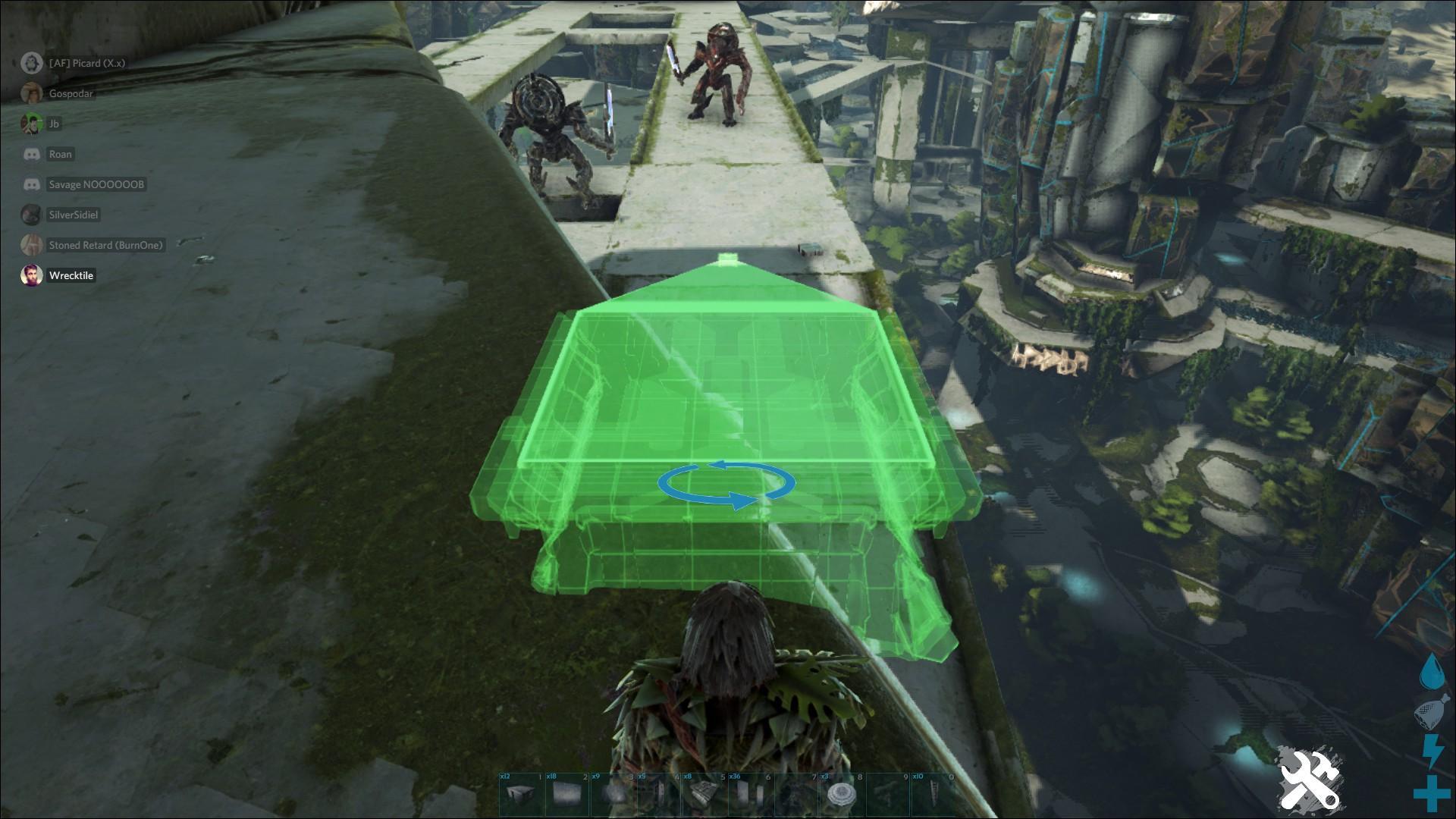 All Tek Commands Ark