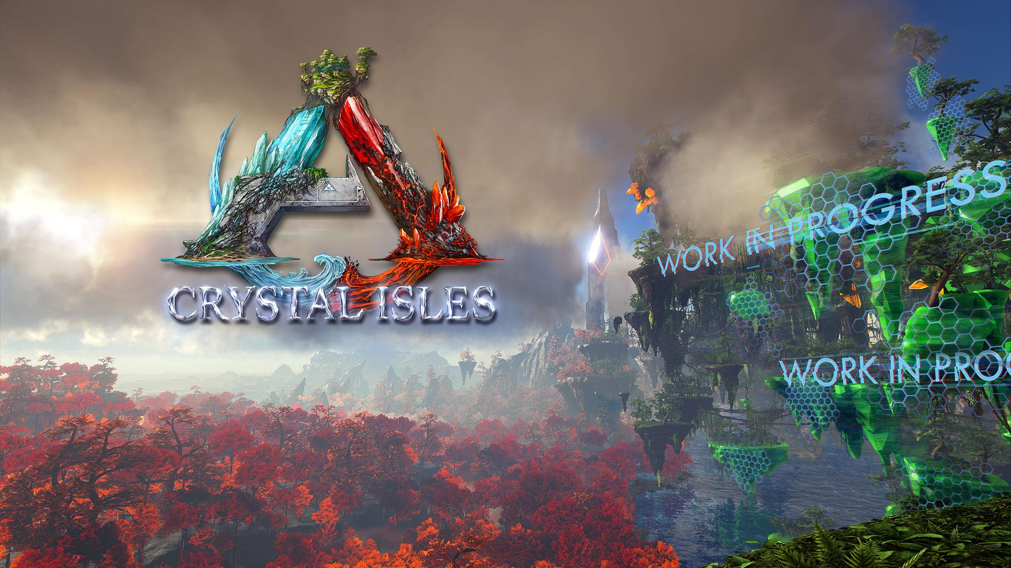 Community Crunch 218 New Free Map Dlc New Sponsored Mods And On The Horizon Ark News Ark Official Community Forums Crystal isles, formerly known as iso: community crunch 218 new free map dlc