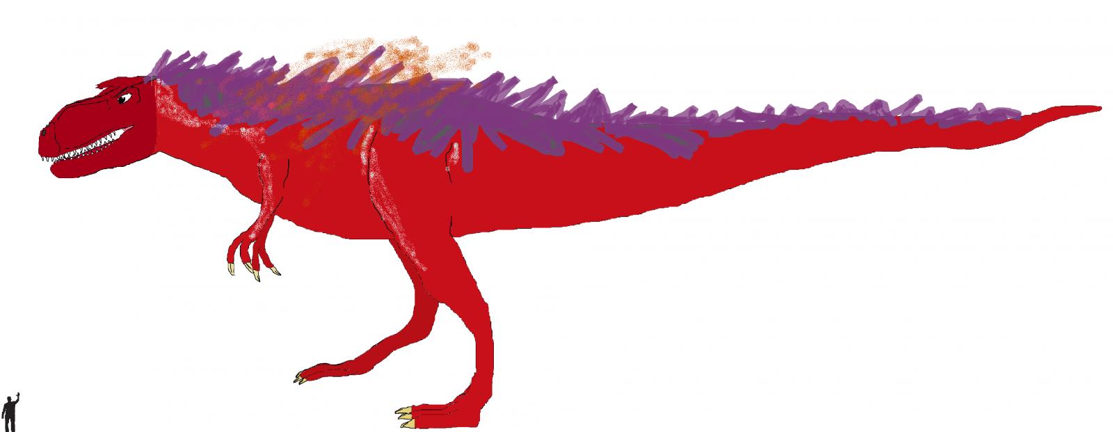 Alpha Gorgosaurus